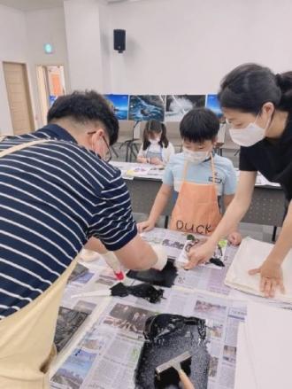 7월 문화가 있는날 「12간지 판화찍기체험」 프로그램